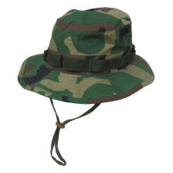 Rothco kapelusz Boonie Hat Woodland R/S