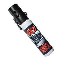 Gaz pieprzowy GRAPHITE Red Pepper 25ml - żel